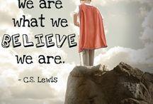 C.S.Lewis, George MacDonald, Dostoievsky - Quotes