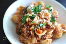 Food - Pasta / Pasta Recipes