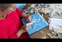 Quilling tutorials / by Patricia Hayes