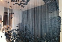 Wall dividers / sculptures