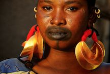 African Beauties and Cuties / Portraying Africa's beautiful people...