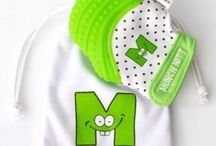 Teething / Some great products that help through those difficulty teething months!