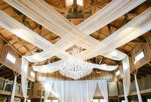 Текстильные потолки