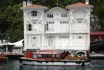 Boğaziçi yalıları,İstanbul