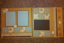 scrapbook ideas / by Ruth McMeen
