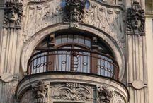 Art Nouveau / by Sheri Sheridan