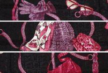 Mantero Scarf – Wallets Silk Print Foulard / Stylish Mantero Top Quality Silk Foulard with Wallets Print