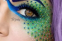 make- up art