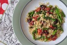 Quinoa Recipes / by Janet Hayes