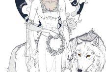 GOTNW: White Wolf - Akana