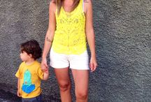 Mommy Style / Looks para mamães  / by Monica Rentroia