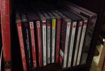 Vinyl, CDs, Cassettes, VHS & DVDs / www.CalAuctions.com