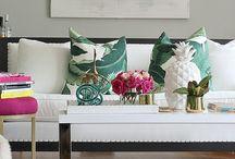 Tropical decoración