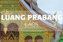 Luang Prabang, Laos / Laos's former royal capital Luang Prabang is an enchanting and magical place. The whole town has been protected as a UNESCO World Heritage site, and with good reason.