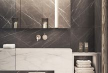 Materials *Marble Tiles