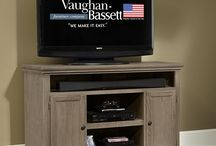 TV Stands / TV Stands are simple ways to create an area for watching and storing televisions, media components, and accessories. These TV Stands come in three sizes. We also have a variety of styles, finishes, and selections.