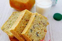 Potrebujete posodo za mešanje, pekač in leseno žlico, da pripravite domač kruh polnega okusa... #bks