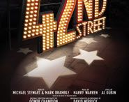 42nd Street - June 28 - July 10, '16 / 42nd STREET is presented by Dallas Summer Musicals June 28-July 10, 2016 at Music Hall at Fair Park. http://www.dallassummermusicals.org/shows_42ndstreet.shtm / by Dallas Summer Musicals