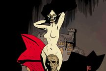 Art of Mike Mignola / Hellboy and Beyond . . . .