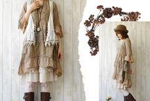 Mori style fashion