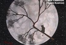 Acrylic on Canvas Tutorial Videos