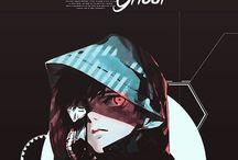 Kaneki Ken × Tokyo Ghoul ×