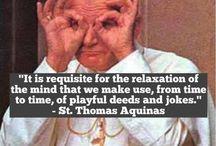 St. Thomas Aquinas, Italy (1225-1274)