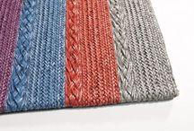 TEXTIL / Diferentes tendencias en alfombras, cortinas etc.