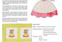 Appliques patterns 2