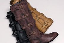 Boots / Boots that fit my style and personality  / by Aimee Stanley