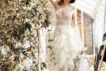 Photoshoots / When Vogue visited The Secret Garden