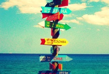Travel, Places to go!
