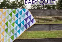 Baby quilts / Ideas for baby quilts