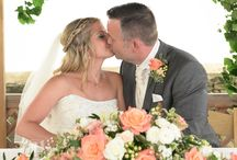 Nat & Trevor's Wedding with Worton Park / Photography by Squib Photography