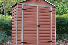 Plastic Sheds / Plastic sheds are the new cool - bringing better functionality and resistance against weather, wear and rot. All of our plastic sheds are manufactured to the highest quality, using some of the best materials on the market.  One of the best things about plastic sheds is that you never need to treat or maintain them - making them the ultimate in hassle-free sheds. All are rot, rodent and damp free, with a long manufacturers warranty. Why not see for yourself?