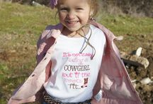 Blakelys 3rd Cowgirl Bday / by Lydia Thompson