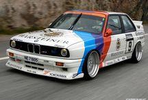BMW M race design