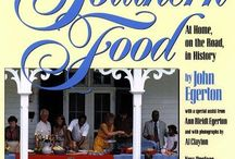 Histories of Southern Food / As we research our film on Southern food, we come across many old recipe books as well as more recent stories of Southern food and Southern folks.