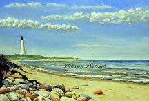Paterson Landscapes / Landscape paintings