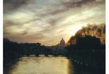 tramonti e paesaggi