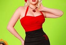 PinUp/Rockabilly Style