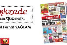 Gazeteler / Dergiler / www.murselferhatsaglam.com I iletisim@murselferhatsaglam.com