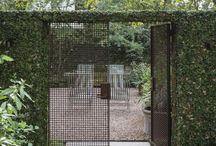 outdoor fencing and security