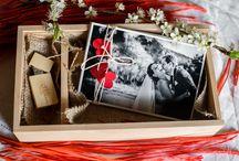 Wedding Wooden Box / Scopri come conserverò i tuoi ricordi! Un modo nuovo e originale con scatola e chiavetta usb in legno personalizzate.