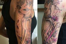 Boda tattoos / Tattooartis from slovakia, trenchin