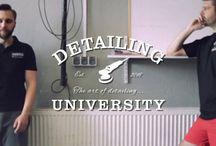 Detailing University - MX NOWICKI / Szkolenia z zakresu auto detailingu dla początkujących oraz zawodowców.