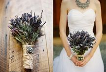 lavender and lace vintage outdoor wedding / by Heather Fitzpatrick