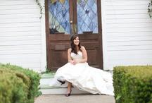 bridal portraits / by Amanda Howell