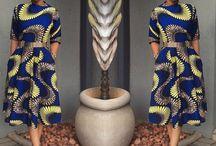 [ dress : african ]