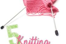 Knitting &Crochet